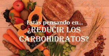 ¿Reduciendo Los Carbohidratos? Esto Es Lo Que Le Va A Estar Faltando A Tu Dieta
