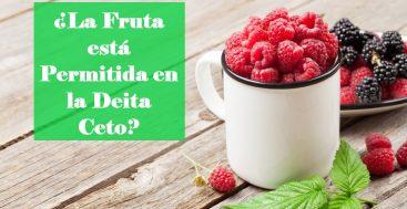 ¿Se Puede Incluir Fruta En La Dieta Keto/Ceto?