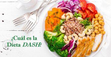 ¿Cuál es la Dieta DASH?