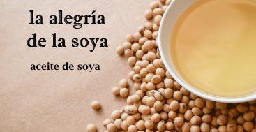 Serie de la Soya, Tercera Parte: Aceite de Soya