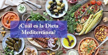 ¿Cuál es la Dieta Mediterránea?