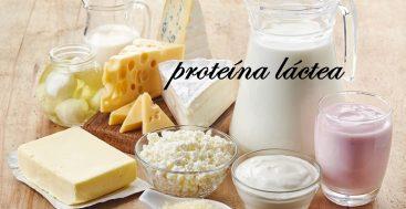 El Poder de la Proteína: Lácteos