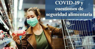 COVID-19 y Cuestiones de Seguridad Alimentaria: Resultados De La Encuesta De Alimentos y Salud de 2020
